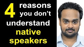 How to Understand Fast-Talking Native English Speakers | English Listening Skills