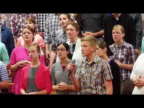 Mennonite Church Choir