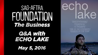 The Business: Q&A with ECHO LAKE