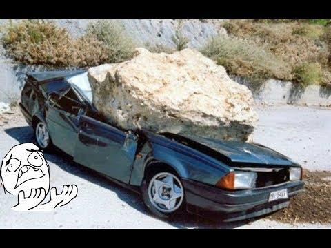 Retarded CAR CRASH COMPILATION - Crazy Traffic Accident - Best Dash Cam Crash Collision Part.66