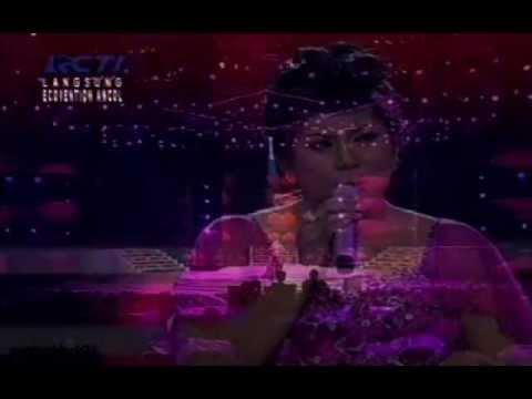 Grand Final Indonesian Idol 2012 | Regina - Aku Makin Cinta