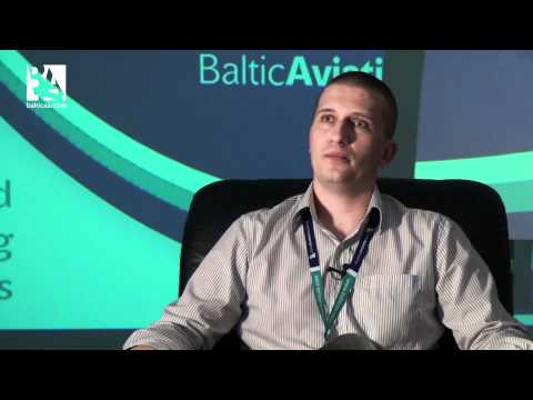 Baltic Aviation Academy interviews upcoming B737 pilot from Russia