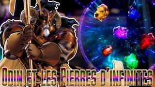 ODIN & LES PIERRES D'INFINITÉ (THÉORIE/FICTION)