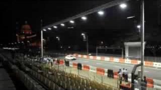 Panasonic Toyota Racing  2008 Singapore Grand Prix Feature