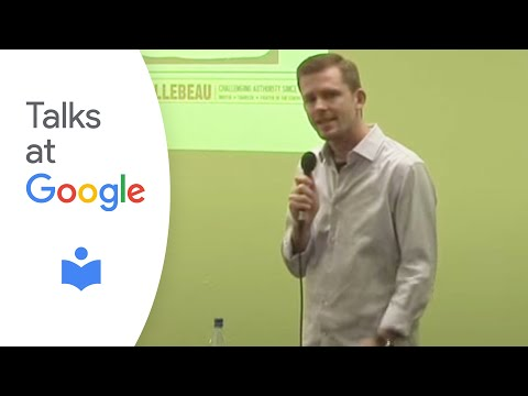 """Chris Guillebeau: """"The Art of Non-Conformity""""   Talks at Google"""