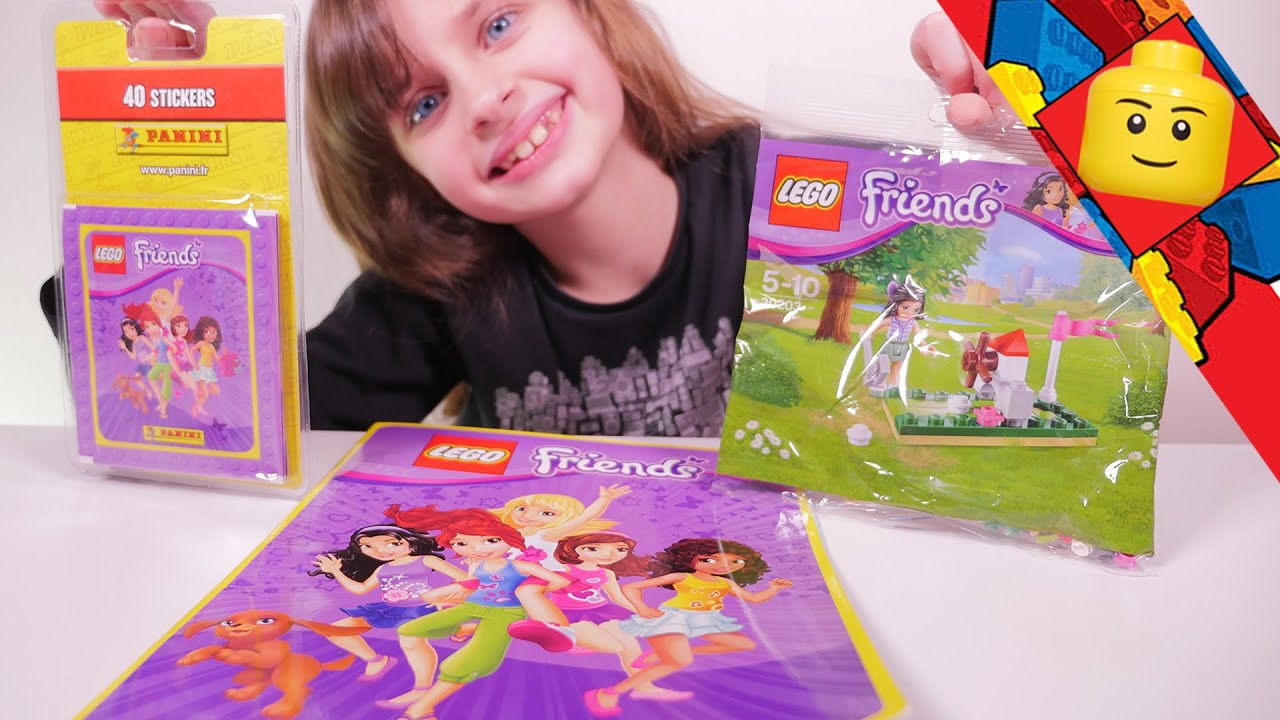 how to make lego friends stuff