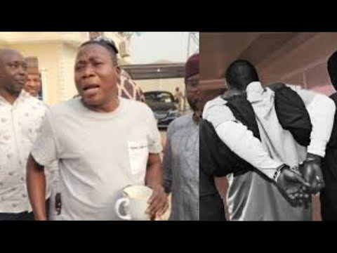 REVEALED: How Security Operatives Arrest Sunday Igboho in Cotonou When Heading to Germany
