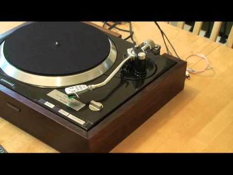 How to setup a turntable - turntable and tonearm setup