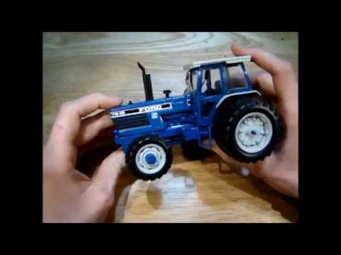 Radio Controlled Ford TW35 Part 1 – Disassembling the Universal Hobbies TW35