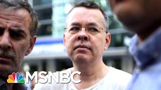 Turkish Court Orders Release Of American Pastor Andrew Brunson | Craig Melvin | MSNBC thumbnail