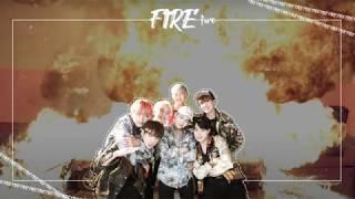 [방탄소년단 커버보컬팀 해와 달] 방탄소년단(BTS)- 불타오르네