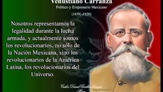 Hermanos Záizar Corrido de Venustiano Carranza
