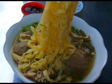 Asian Street Food - Same Breakfast Almost Every Day - Youtube