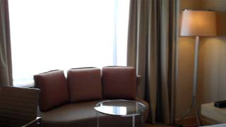The Deluxe Suite in DoubleTree by Hilton KL hotel
