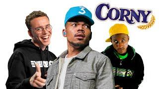 "The ""Corny"" Rapper Debate"