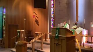 15th Sunday after Pentecost, Good Shepherd Lutheran Church, LC-MS, Two Rivers, WI, Rev William Kilps