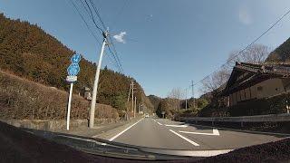 [GoPro車載動画]福島県道14号 いわき石川線 石川町→いわき市
