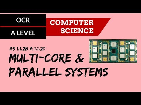 A level Multicore and parallel systems