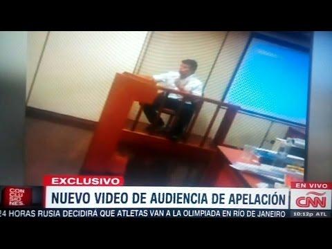 Vídeo de Audiencia de Apelación de Leopoldo Lopez