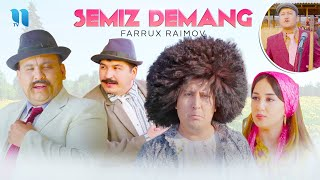 Farrux Raimov - Semiz demang (Official Music Video)