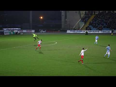 NCAFC TV   Ballymena United V Newry City AFC