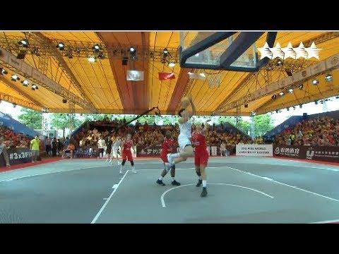 Final Women S Can Vs Tpe 3x3 Basket Fisu Wu League 2017 Xiamen