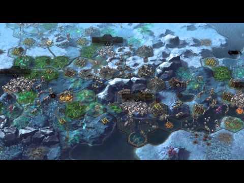 Sid Meier's Civilization: Beyond Earth – Rising Tide -- Trailer