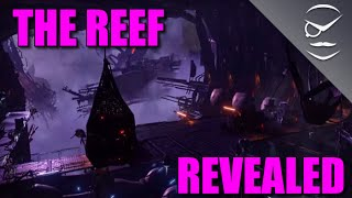 Destiny! Reef Reveal Trailer Is AWESOME!