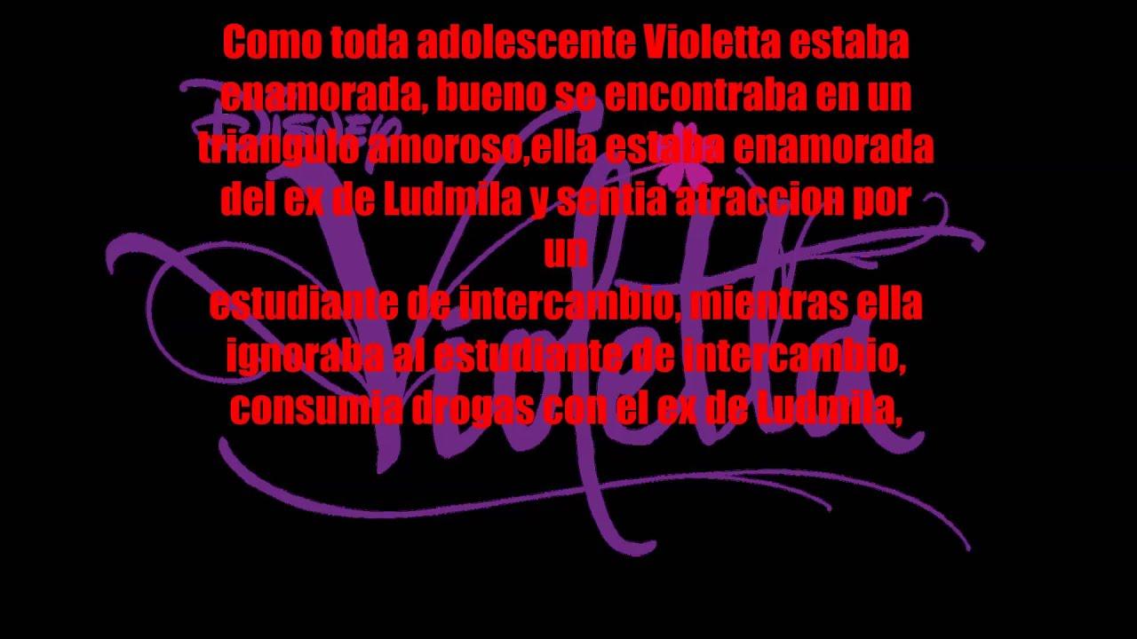 La verdadera historia de violetta creepypasta youtube