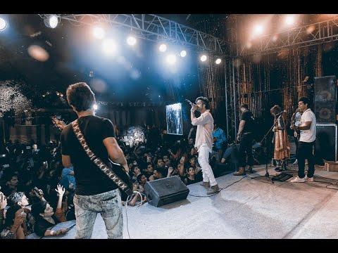 Hardy Sandhu Live @Dilli Haat Janak Puri