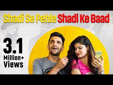 Shadi Se Pehle Shadi Ke Baad | Hyderabadi...