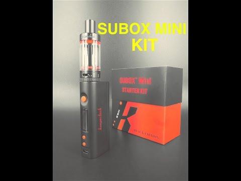 Kanger Subox Mini Starter Kit!