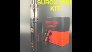 kanger subox mini starter kit