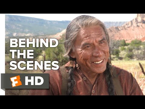 Hostiles Behind the Scenes - Cheyenne Language (2018) | Movieclips Extras