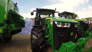 Wystawa maszyn rolniczych i zwierząt hodowlanych w Sitnie 2016