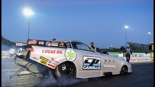 Shane Westerfield Top Alcohol Funny Car Winner in Topeka