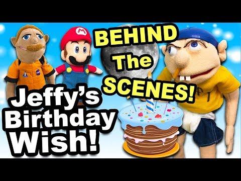 Jeffy's Birthday Wish BTS!