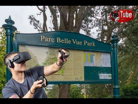 Visit Belle Vue Park in Newport in 360 Degree VR