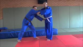 Ura nage setups with Pete Ross