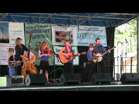 Anderson Family Bluegrass - Late Last Night