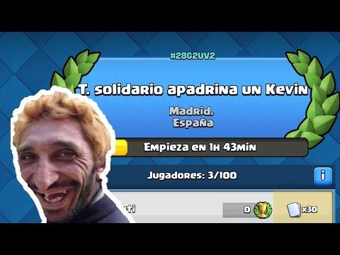 Torneo Apadrina a Kevin   Clash Royale