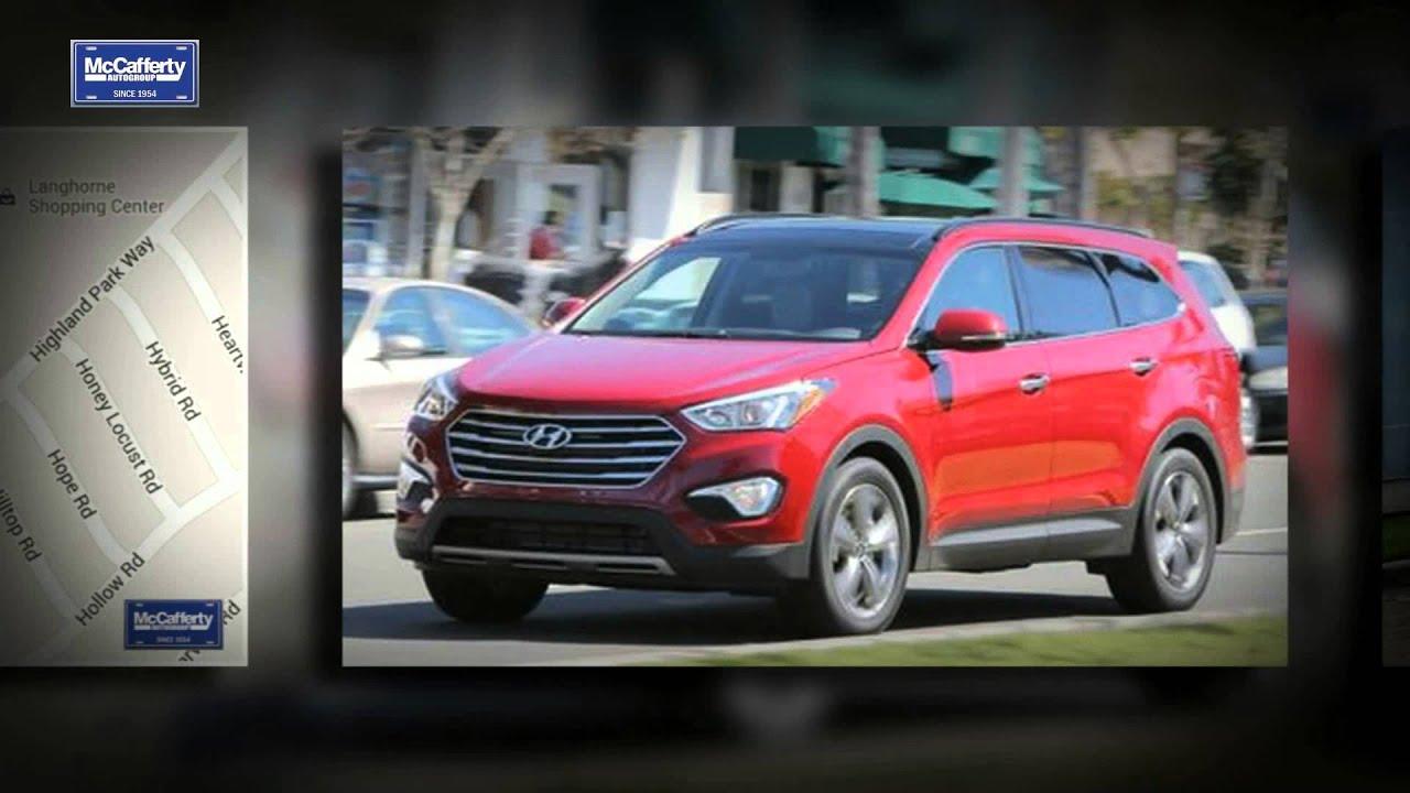 2014 Hyundai Santa Fe Vs 2014 Ford Explorer