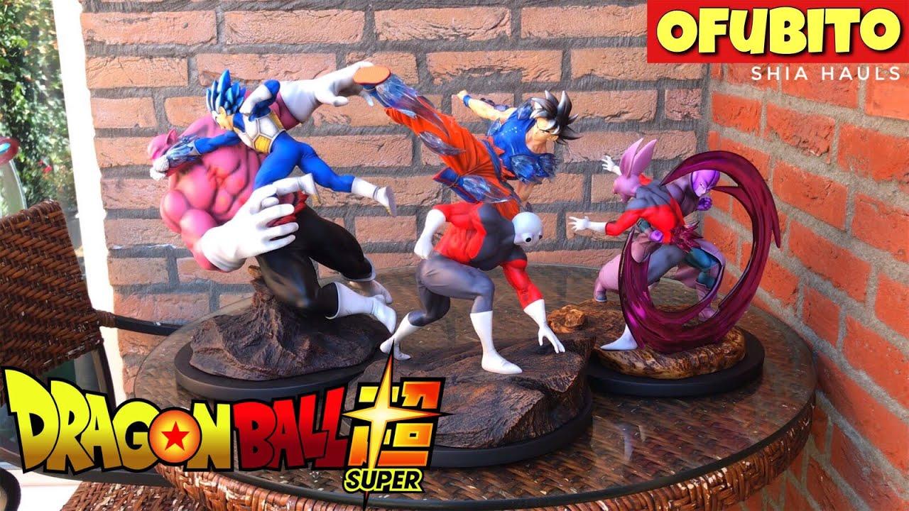 Shia Hauls Unboxes The Ofubito Dragon Ball Super Hit Vs Dyspo The Convention Collective
