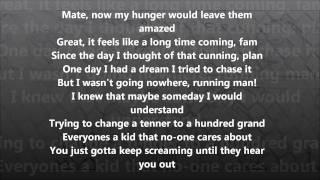 Repeat youtube video Tinie Tempah - Written  In The Stars Lyrics