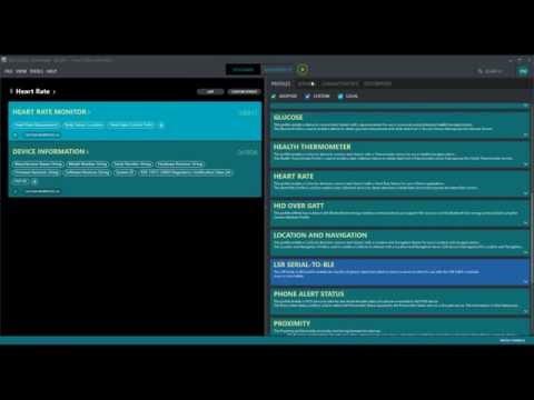 Bluetooth Developer Studio Introduction