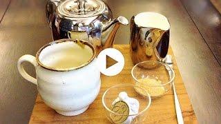 「捨茶外」茶包子鮮奶茶 DIY