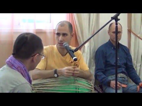Шримад Бхагаватам 2.3.24 - Нарада прабху + Сатьяван прабху