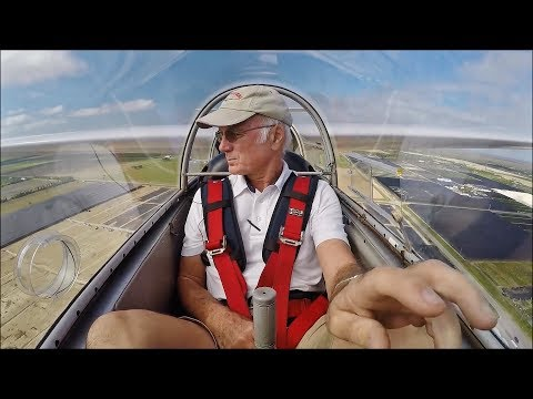 Not Legal to Fly - Frightening My Instructor, Excerpts from a Flight Review