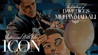Interview With An Icon: Muhammad Ali + Dave Diggs Portrait Ian Young Ch. 1 of 6