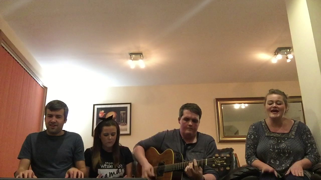 6b5ad05d2f1fb1 The StereoBeats wedding band acoustic rehearsal mashup - YouTube